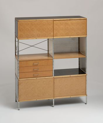 Eames Storage Unit (ESU) @ MoMA