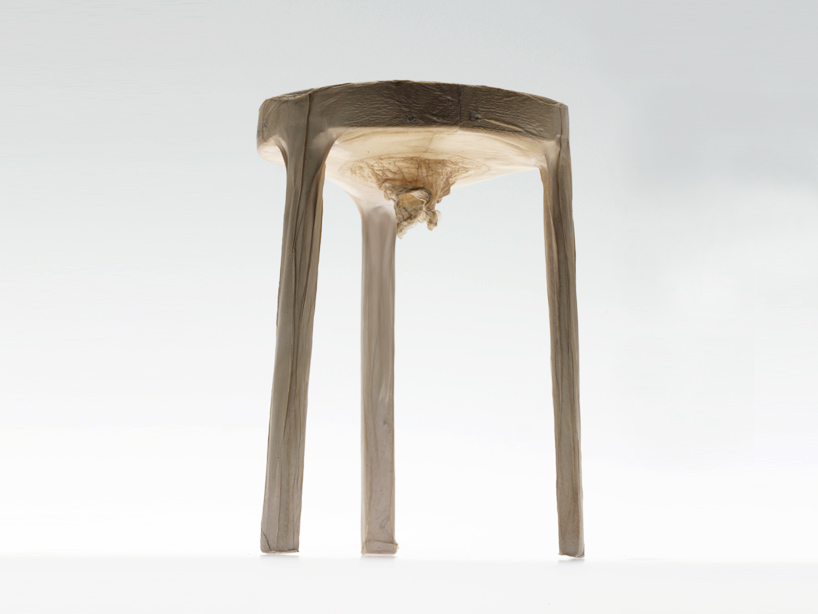 jannis hülsen: cellulose-fibre xylinum stool