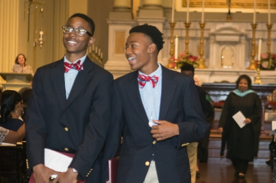 Our Boys Journey Saint Ignatius Loyola Academy