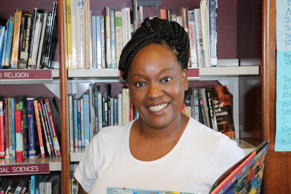 Helen Washington P'14     -  Student Support Teacher  B.A. Morgan State University M.Ed. Goucher College 410-539-8268 ext. 512