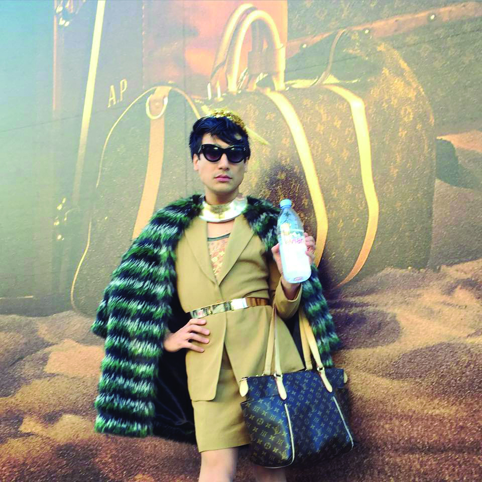 Do yourself a favor and check out   Fashion Week vs. Fashion Life   NOW!