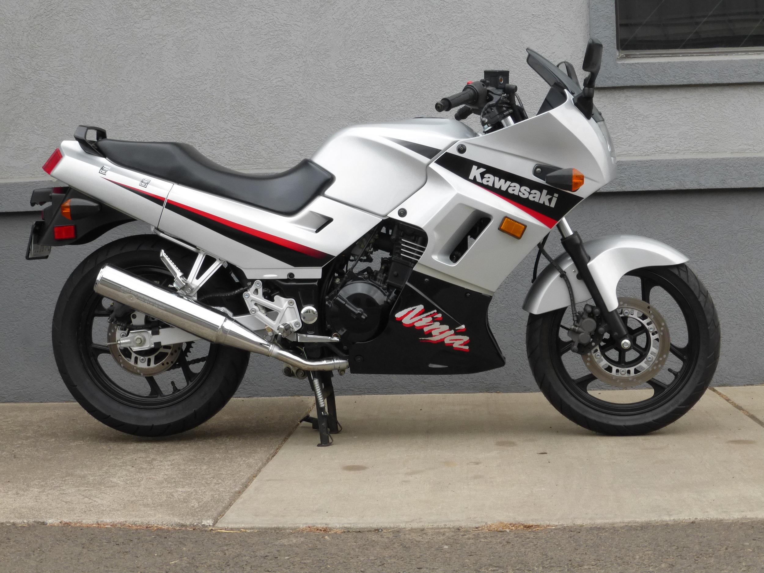 2005 Kawasaki Ninja Ex250 Excellent Low Miles Bikes Toms Cycle