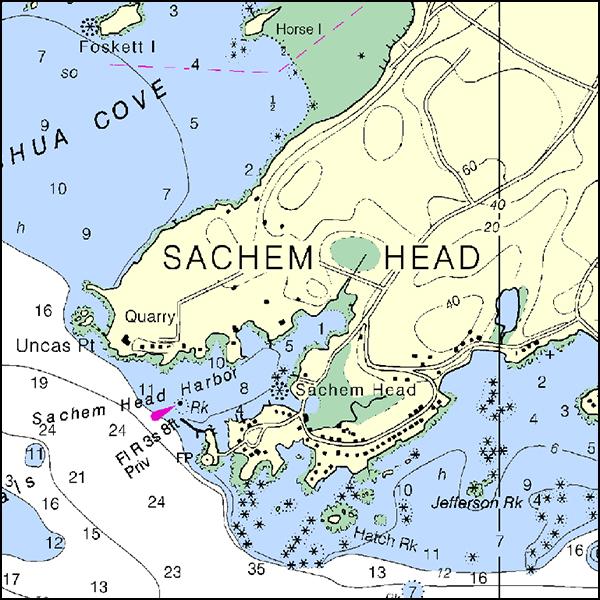 Sachem's Head