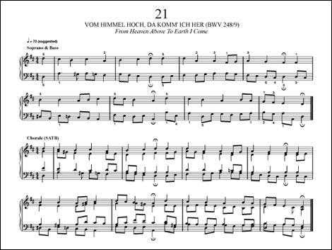 Bach Chorale Pdf