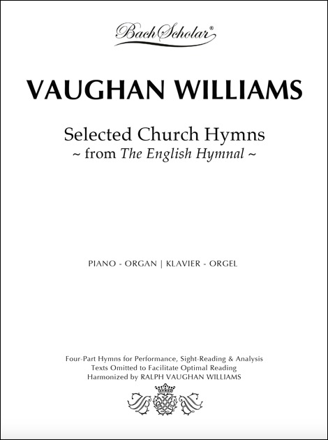 English Anglican Hymn Book