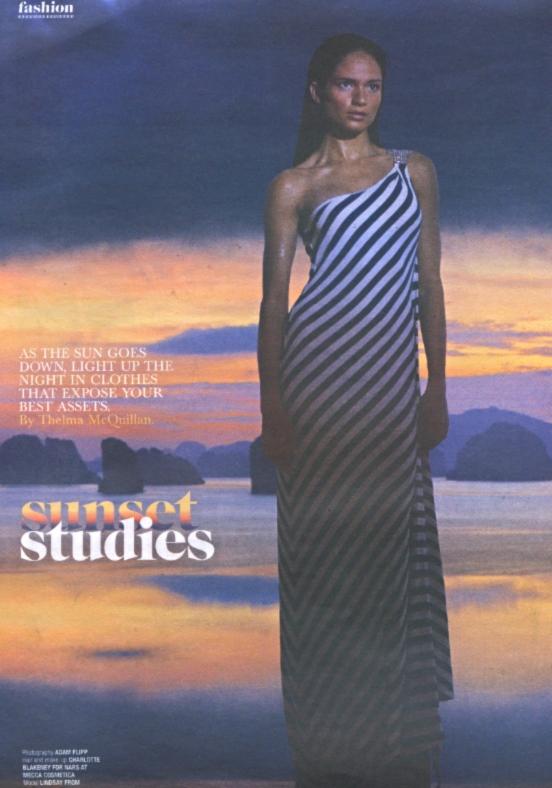 Sydney Morning Herald Sunday Magazine