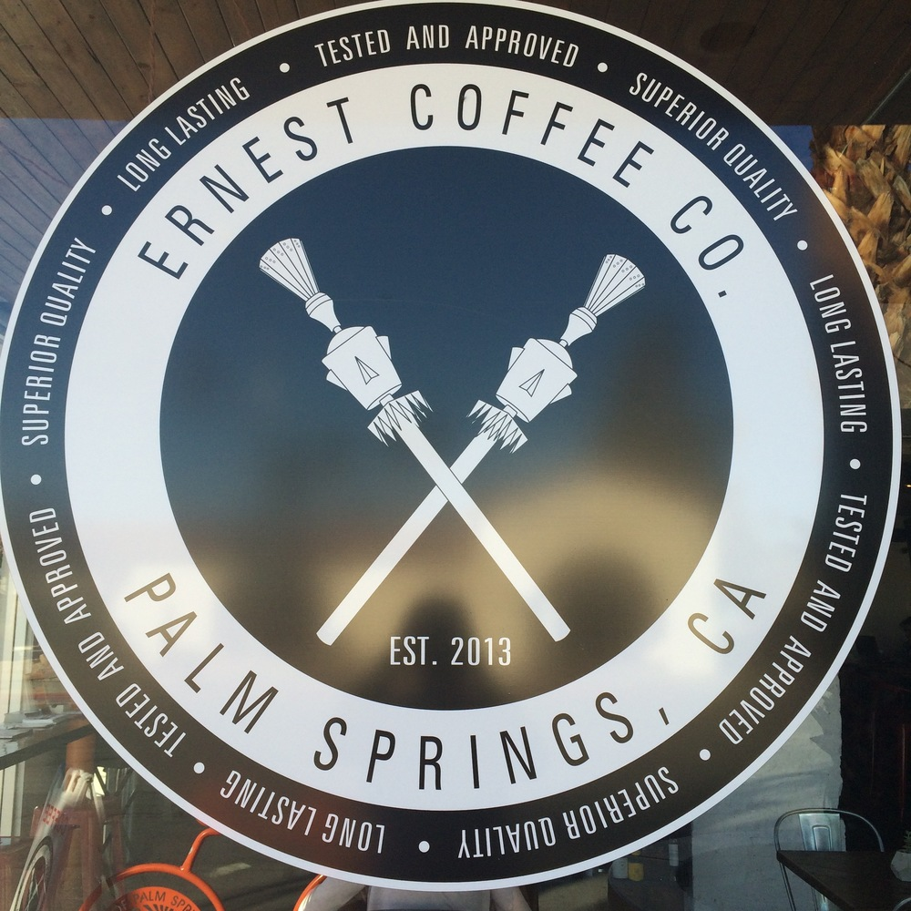 BEST COFFEE SHOP IN PALM SPRINGS