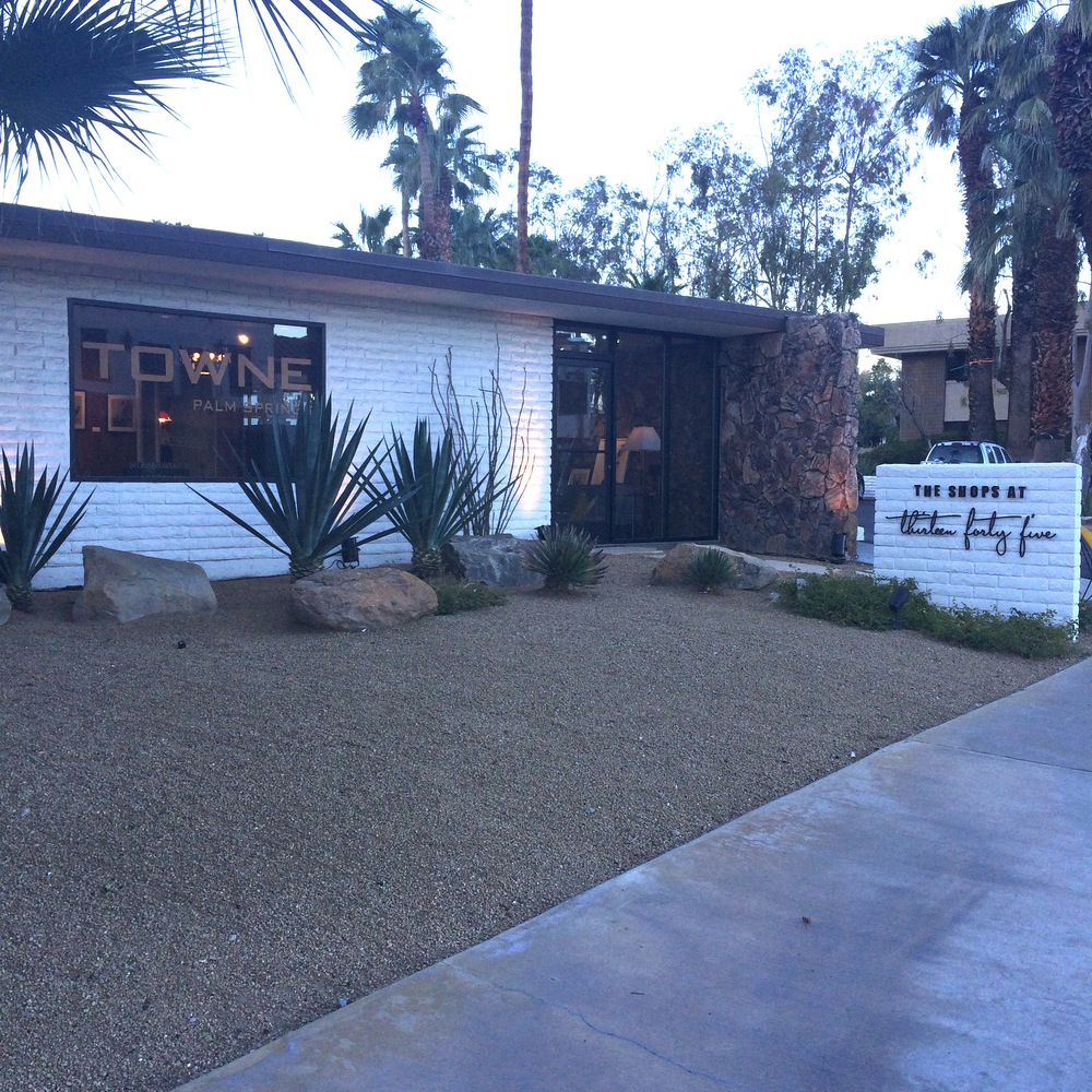 BEST COLLECTIVE OF STORE DESIGN AND APPAREL IN PALM SPRINGS