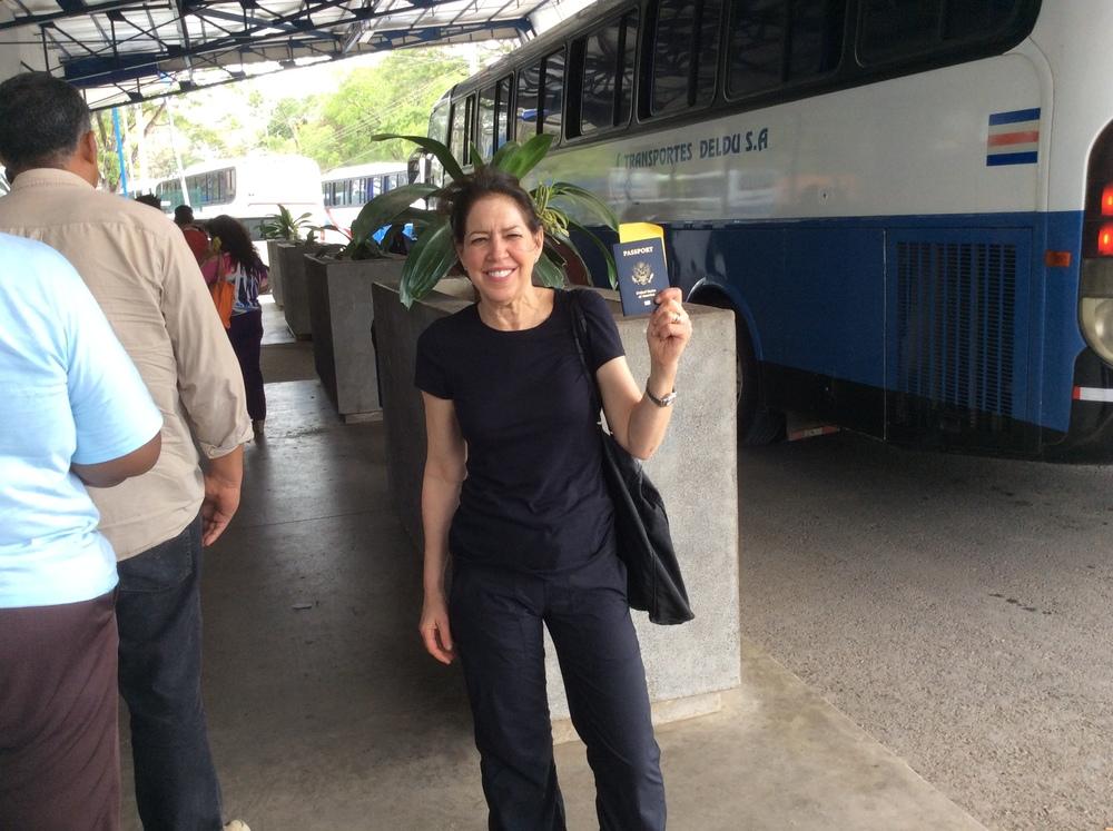 Costa Rica to Nicaragua