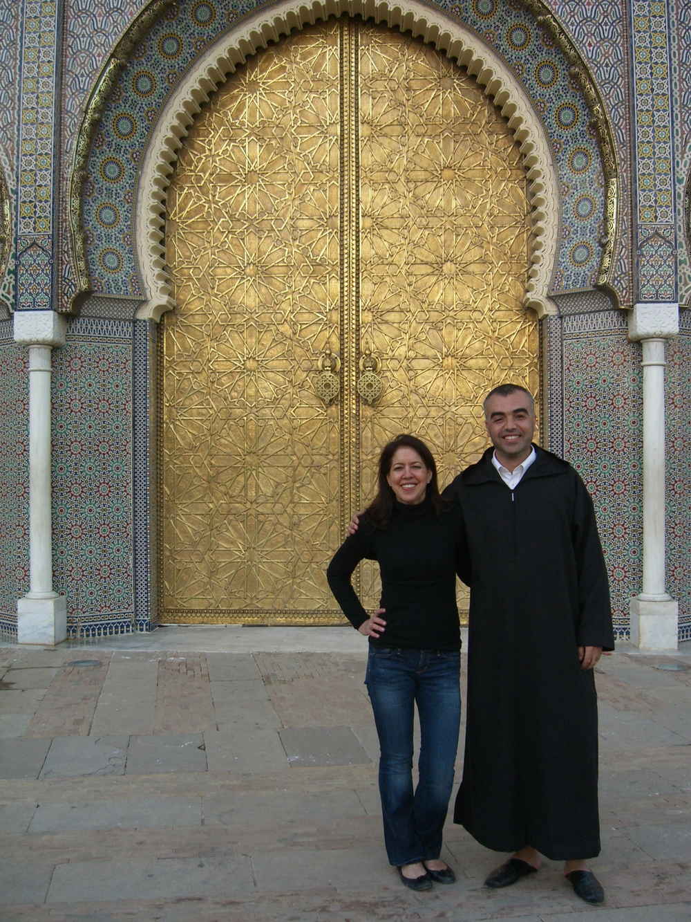 Fez, Morocco, Royal Palace