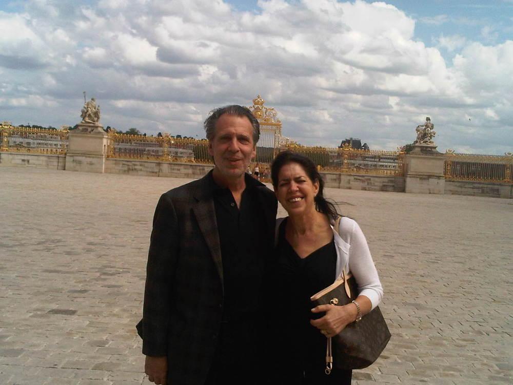 Paris, Versailles with Steven Bear