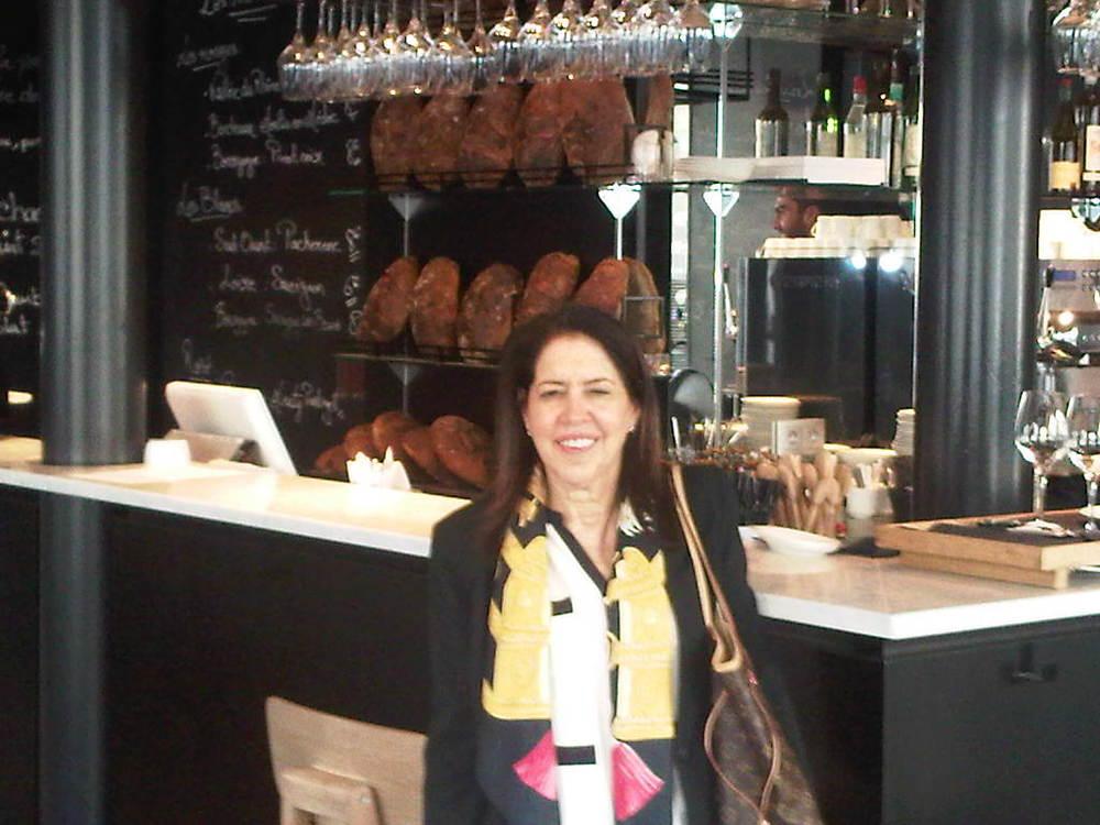 Paris, La Regalade Restaurant