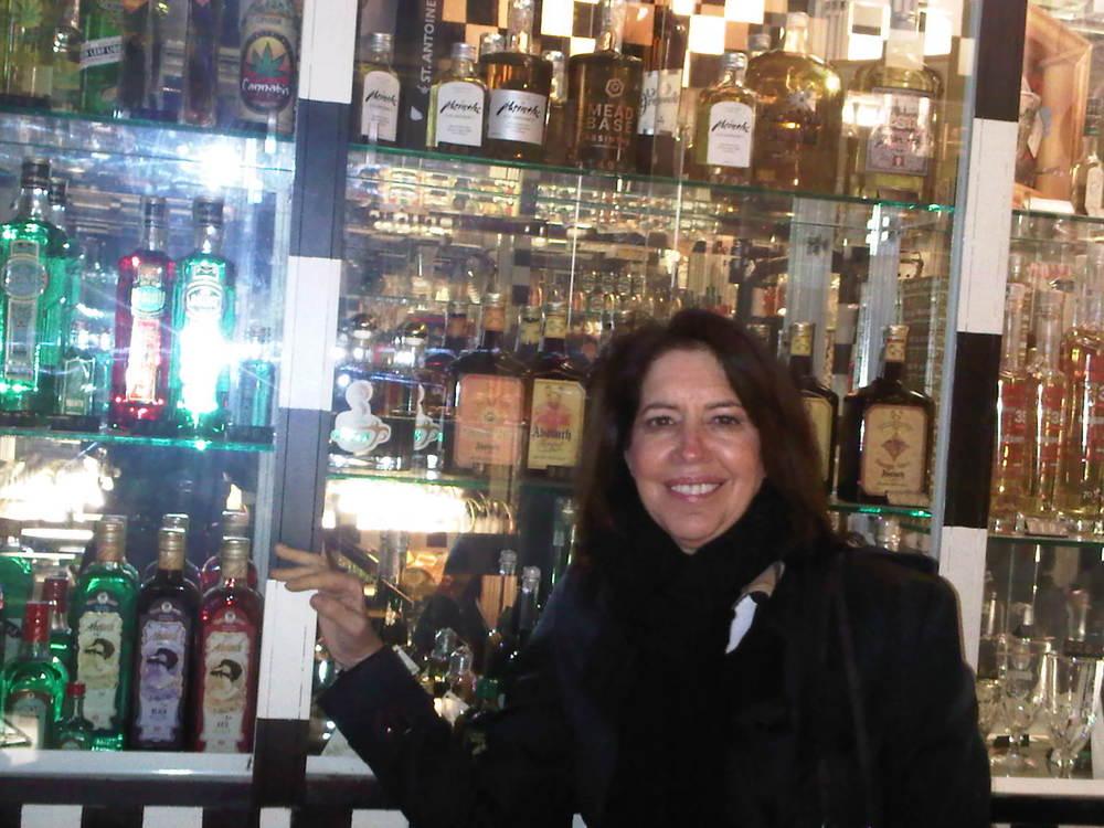 Prague, Absinthe bar