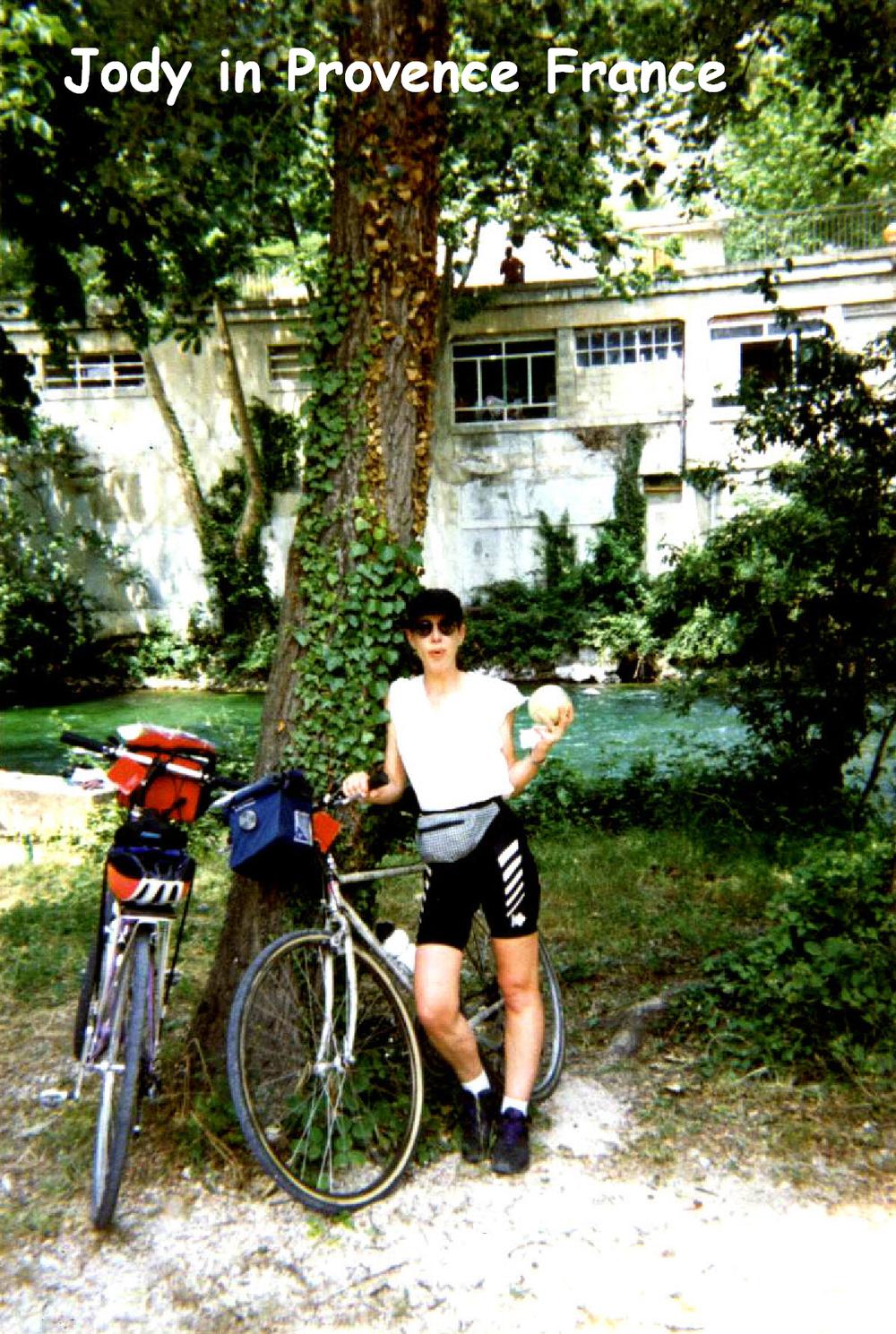 Provence, France bike trip