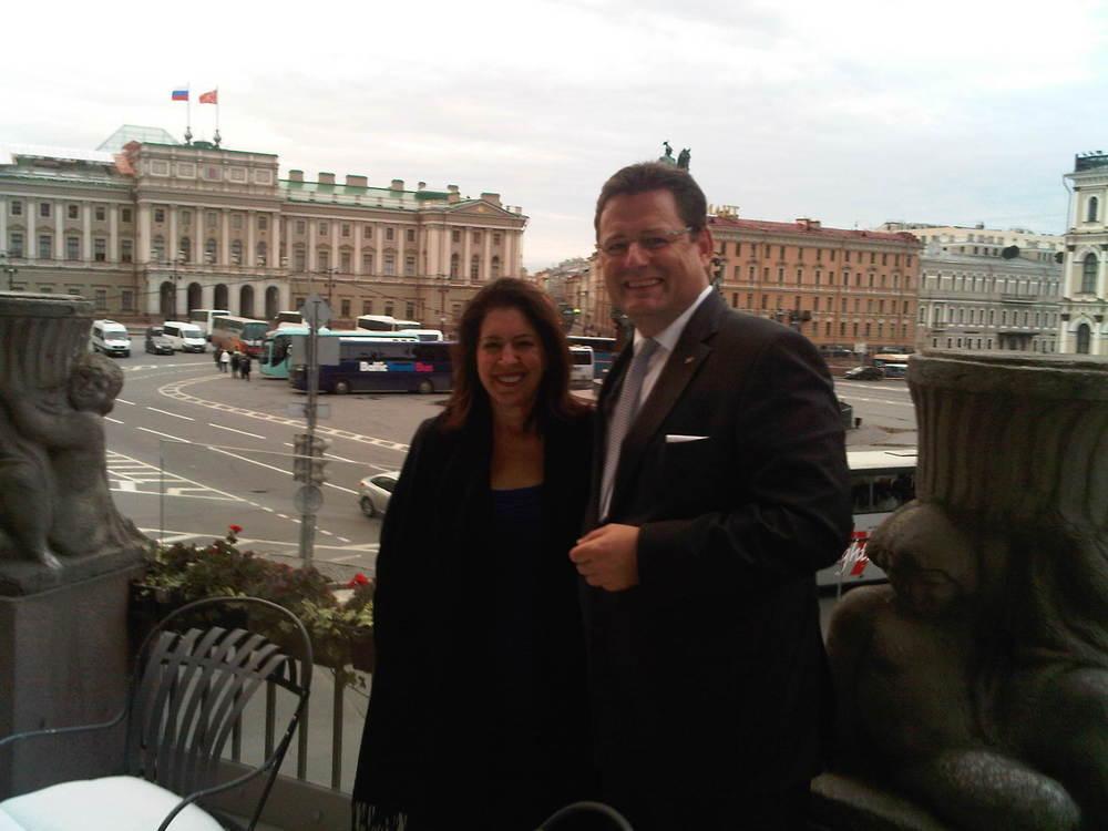 St. Petersburg, Astoria Hotel