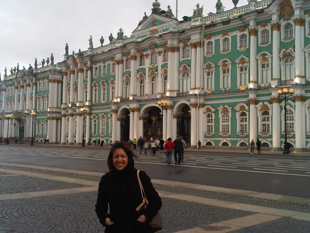 St. Petersburg, Catherine Palace