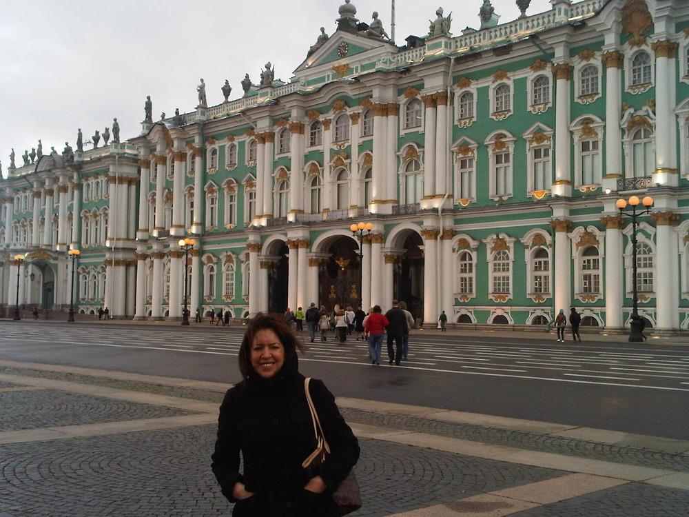 St. Petersburg, Catherine Palace