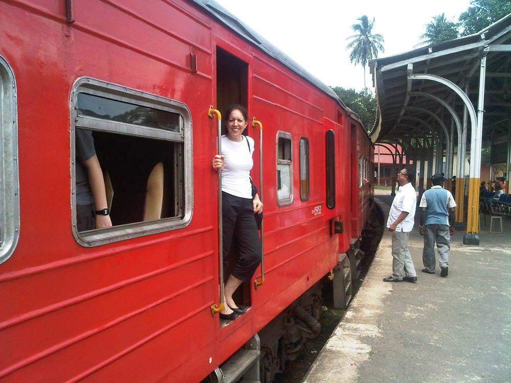 Sri Lanka, Kandy to Tea Country