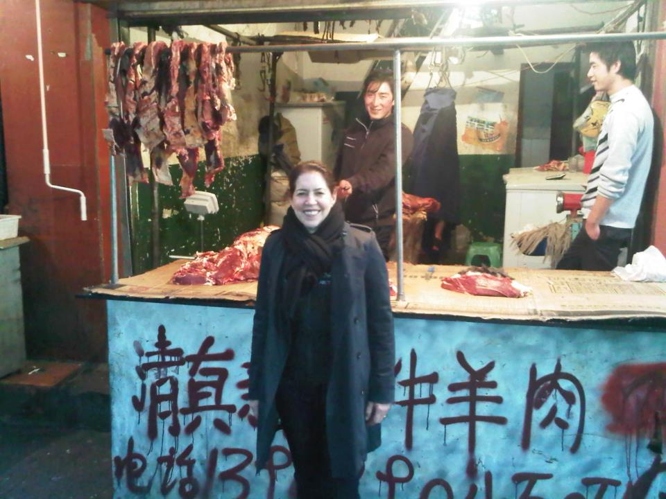 Tibet, yak meat anyone?