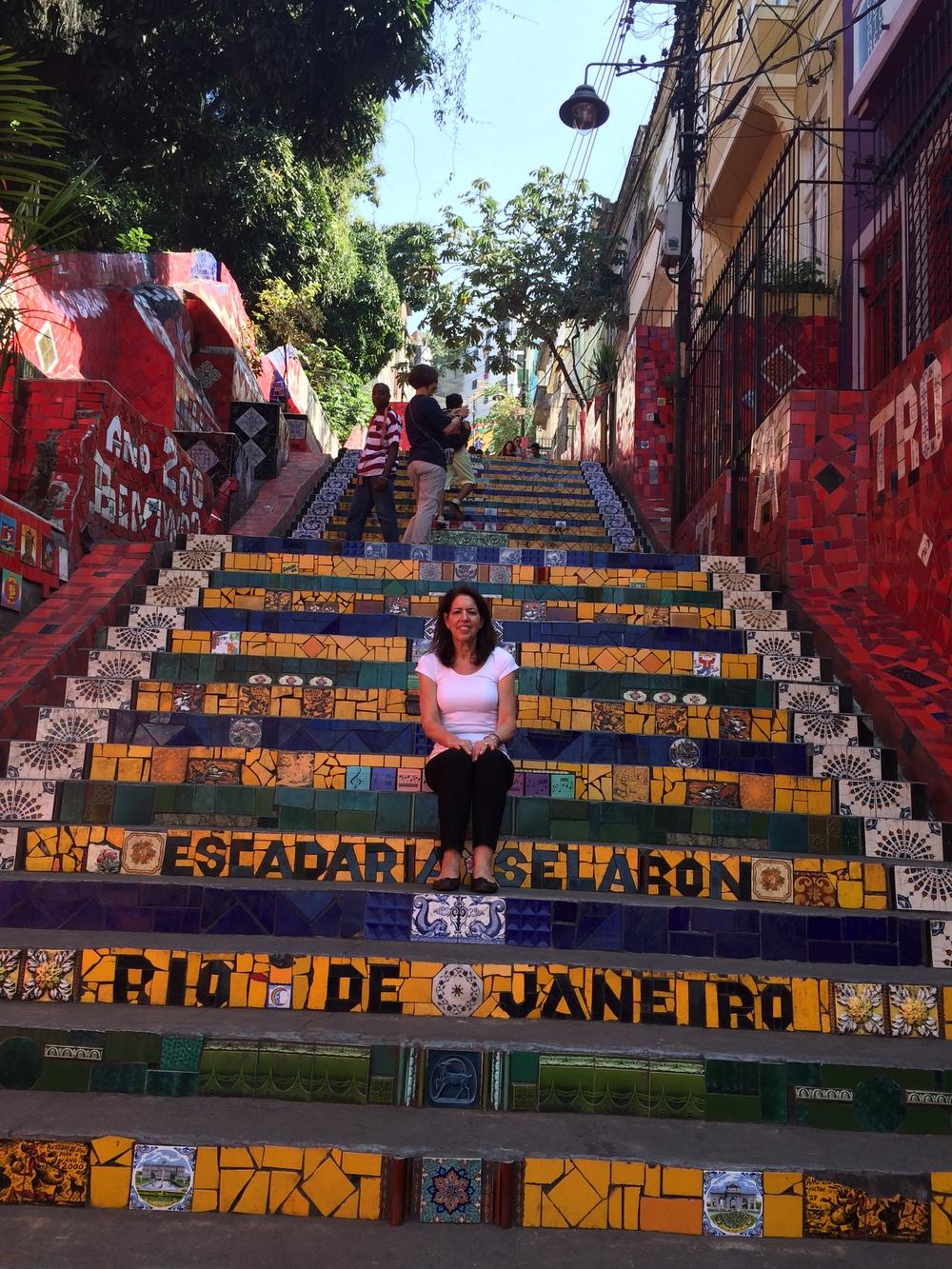 Rio-Selaron Steps