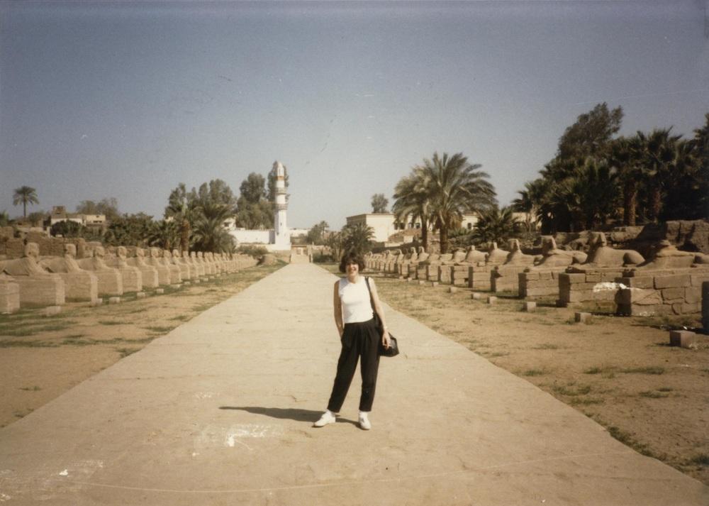 Luxor, Egypt Karnak Temple