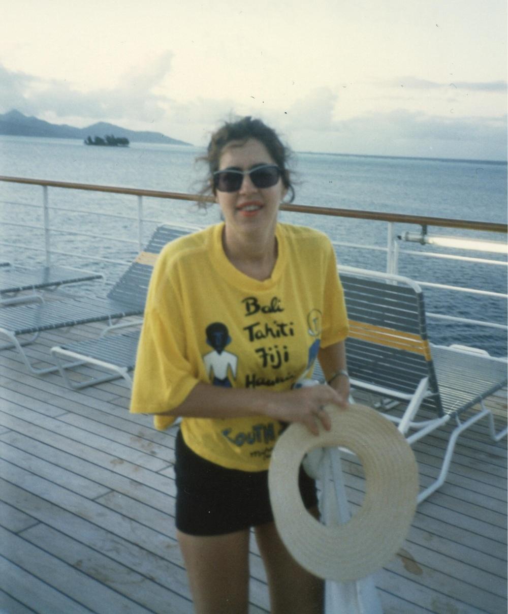 Tahiti - Windstar Cruise