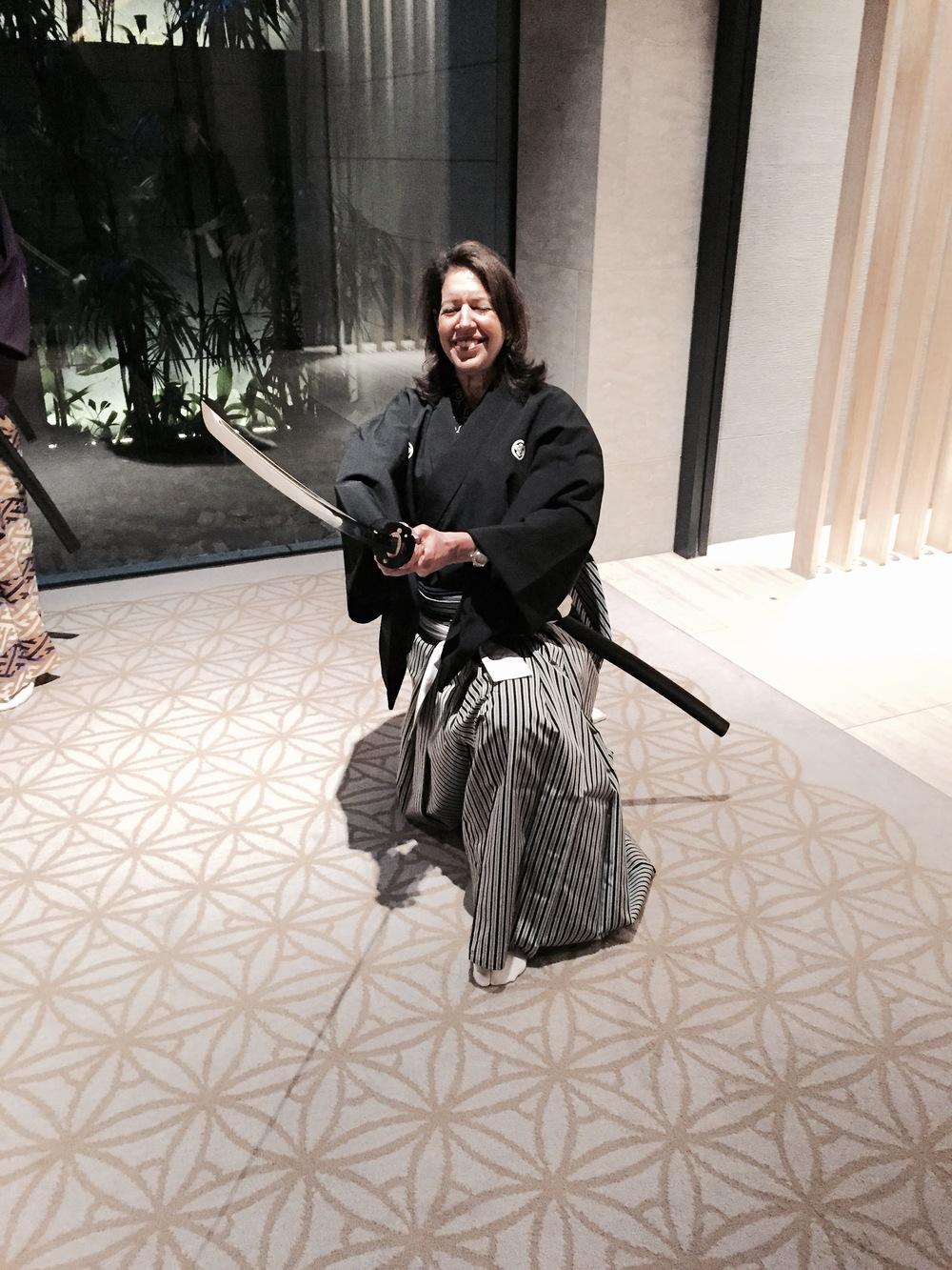 Samurai, Kyoto