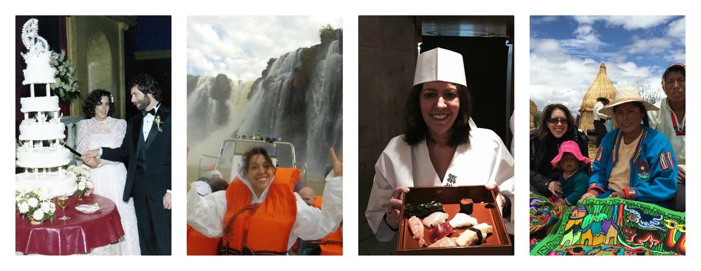 Weddings                    Sports & Adventure            Culinary Wine Programs         Eco-Tourism   Honeymoons                 Golf                        Cruises   Philanthropic Excursions   Spa Getaways                 Air Charters & Yachts          Family Travel   Multigeneration Trips   Villa Rentals                   Biking, Hiking               Around the World               Exotic Locales