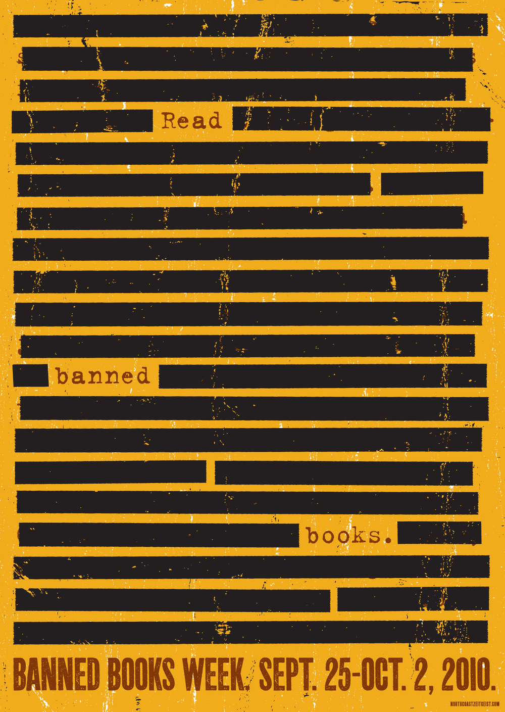 Banned Books Week — Redacted