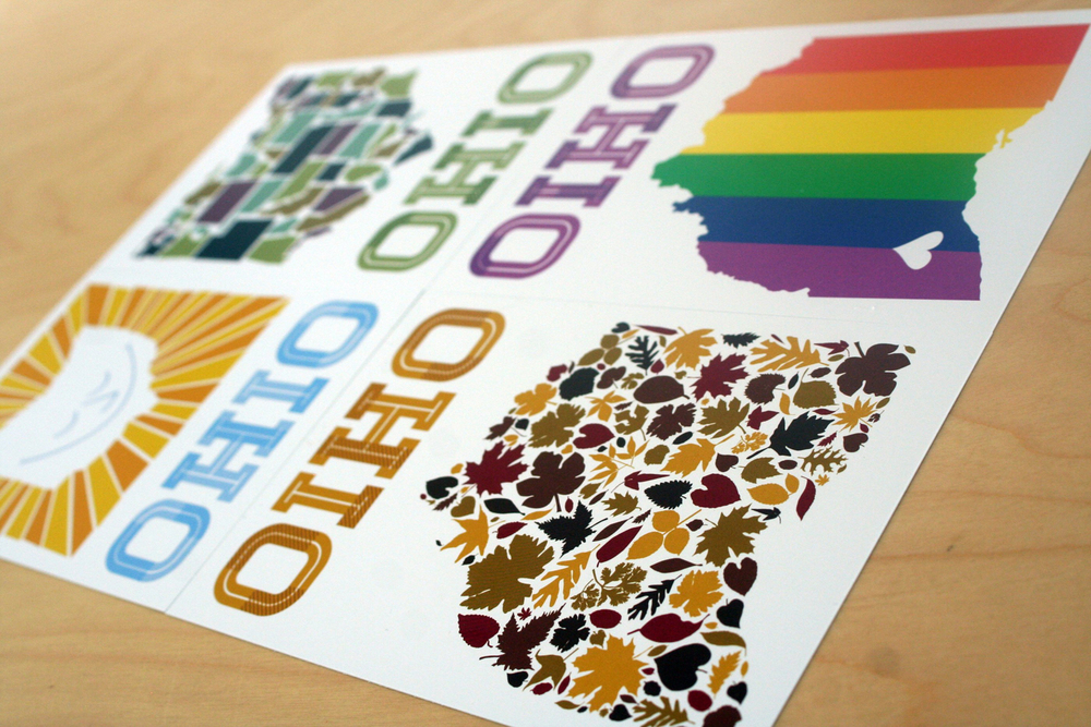 Ohio Pride — Prints 2