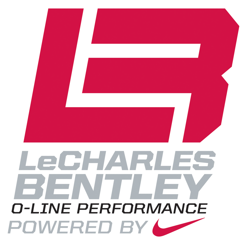 LeCharles Bentley — Vertical Nike Logo