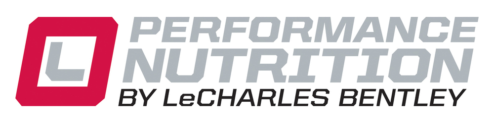 LeCharles Bentley — Performance Nutrition