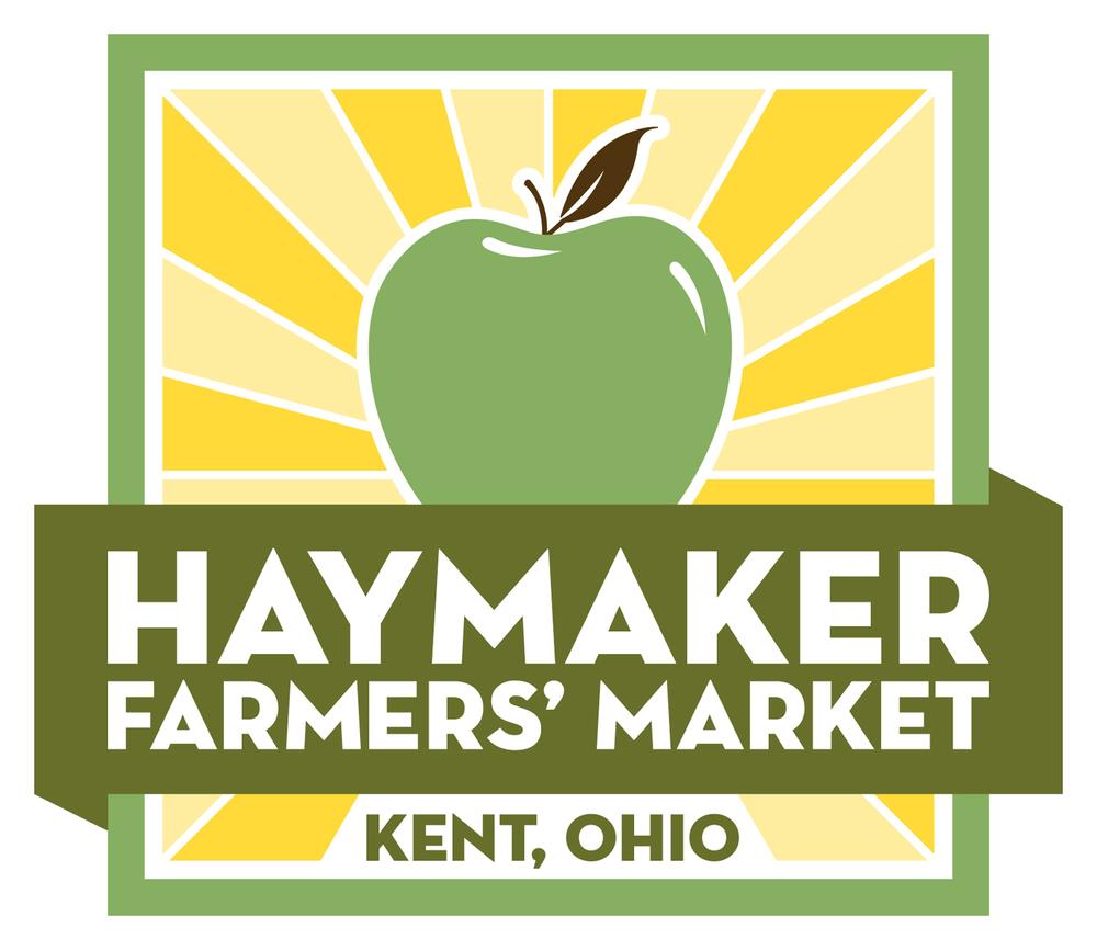 Haymaker Farmers' Market — Green Logo