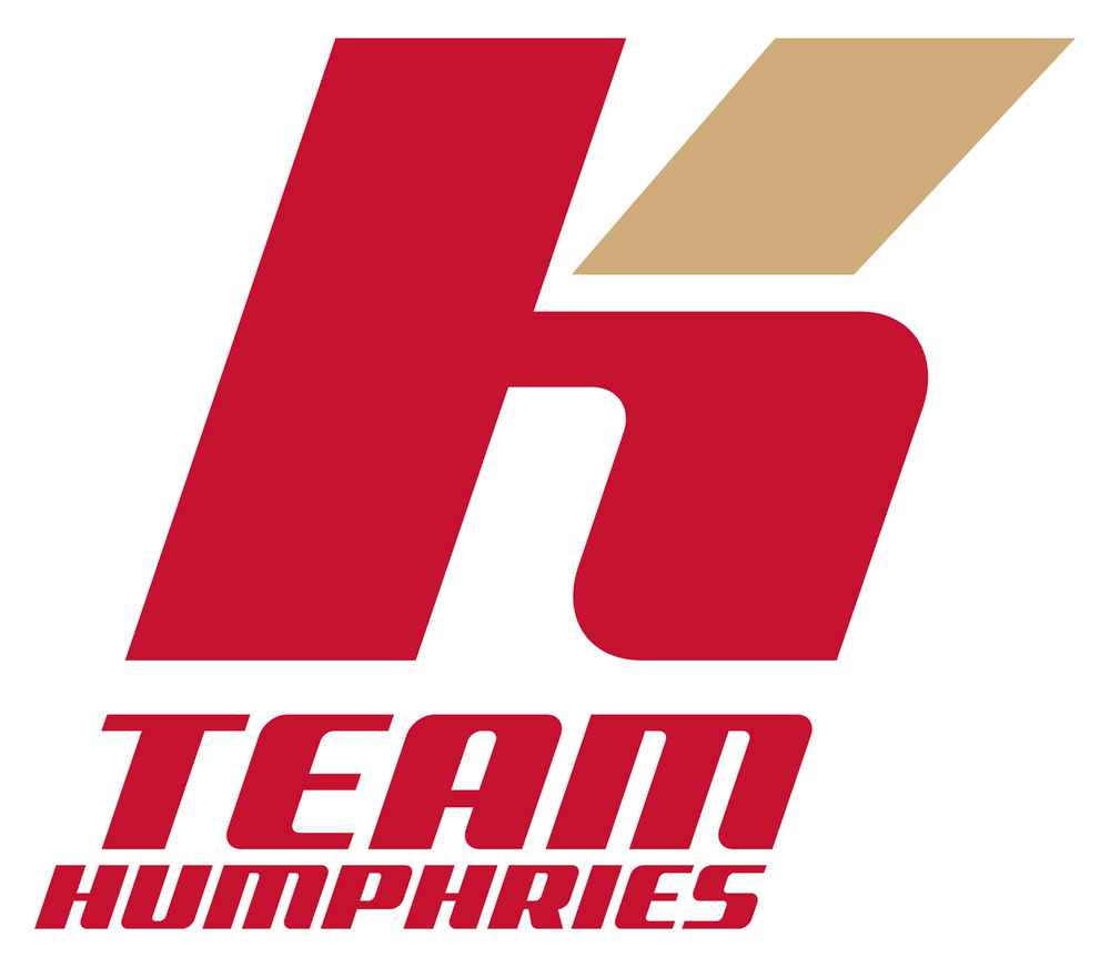 Team Humphries — Vertical Logo