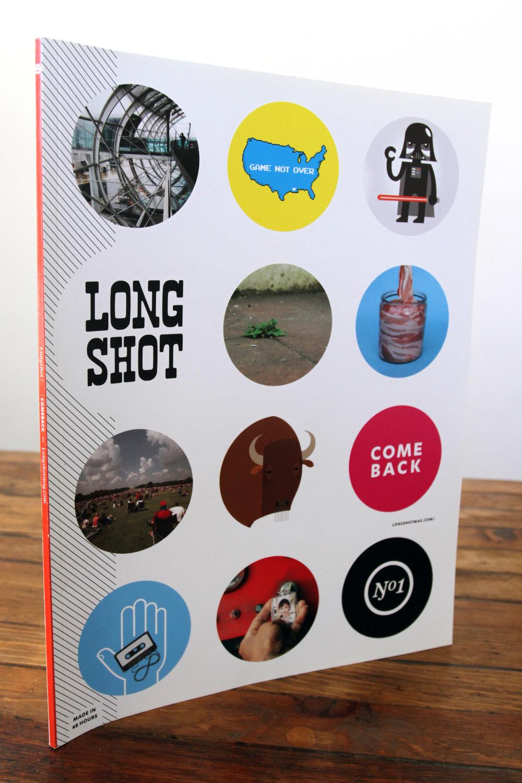Longshot Magazine — Cover