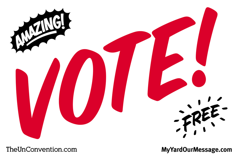 Voting is Free
