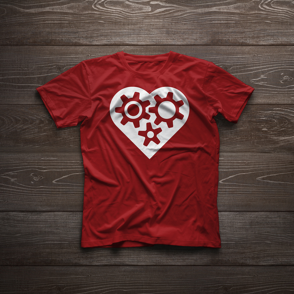 Apparel — Gears of Love