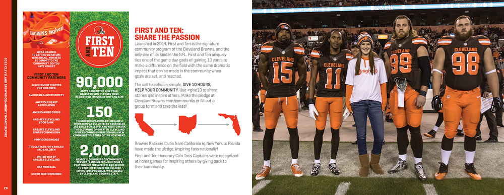 Browns Community Impact Report — 11