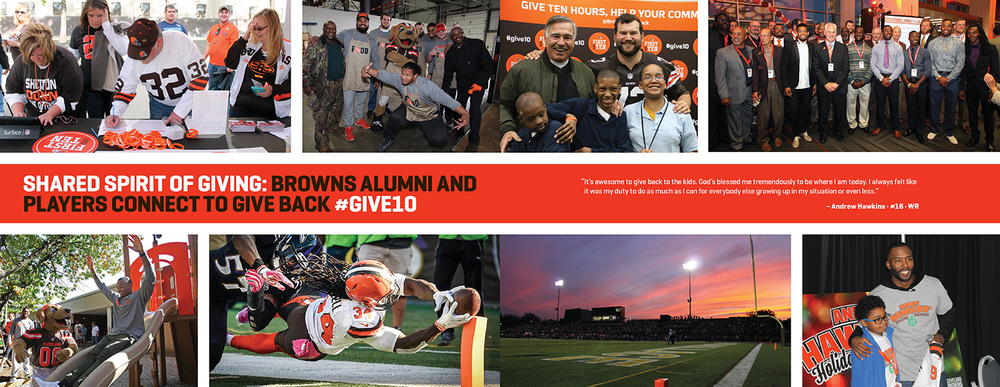 Browns Community Impact Report — 12