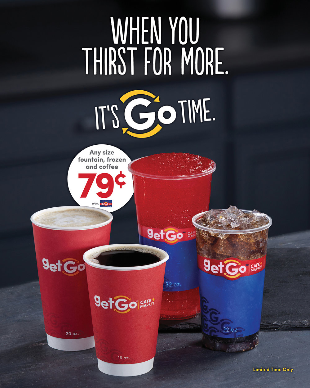GetGo Store Openings — Poster 2