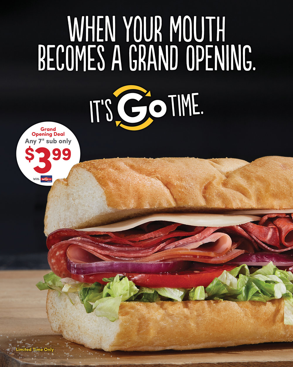 GetGo Store Openings — Poster 1