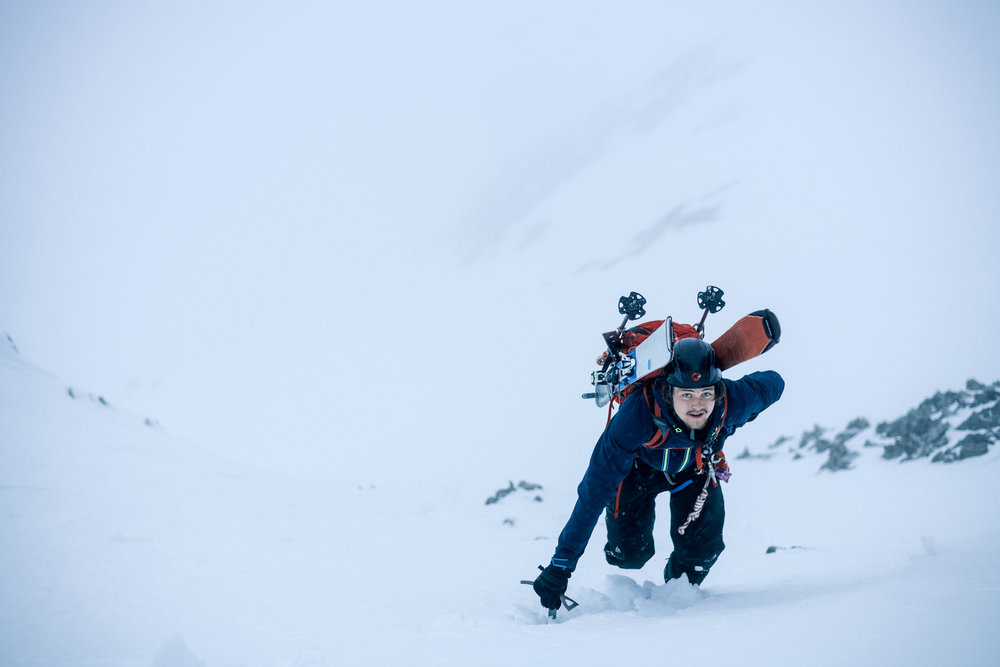 Finding partners that you can count on is crucial for going into the backcountry.