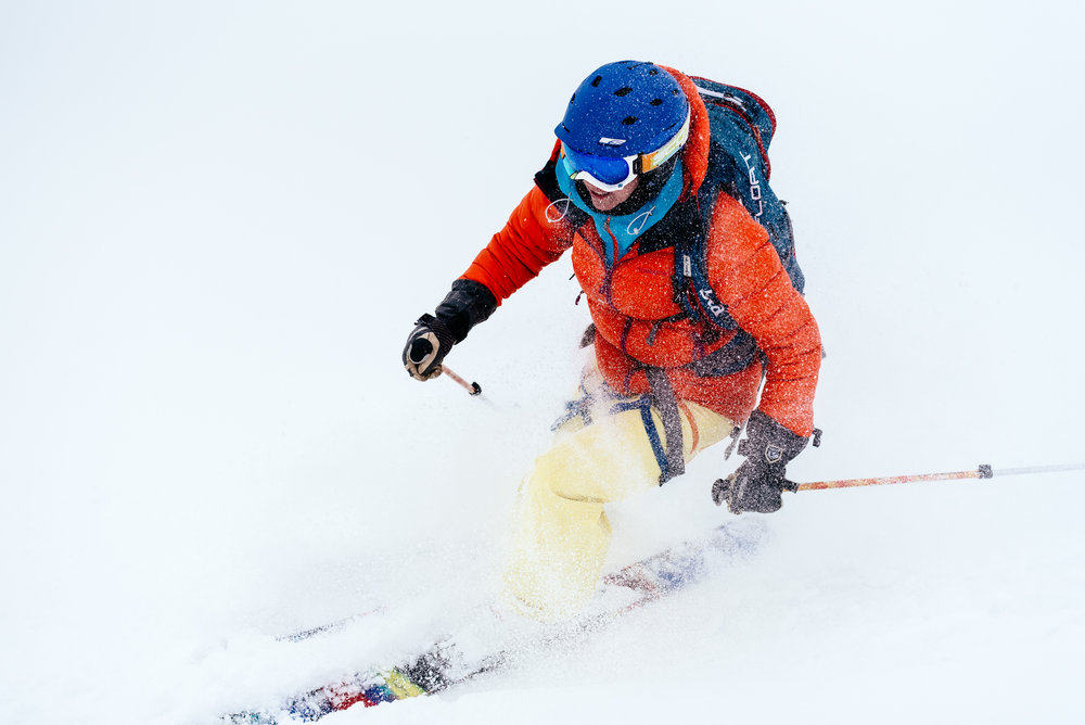 Powder hound? You'll find all of the best untracked lines in the backcountry.