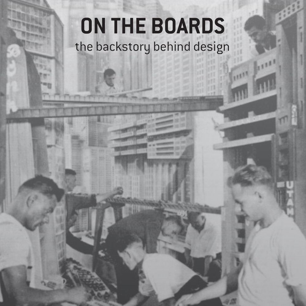 On the Boards (poster: Studio North)
