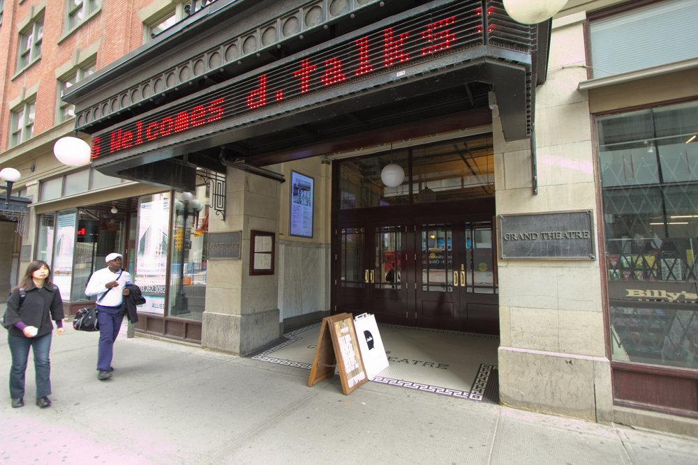 Theatre Junction Grand (image: Jesus Martin Ruiz)