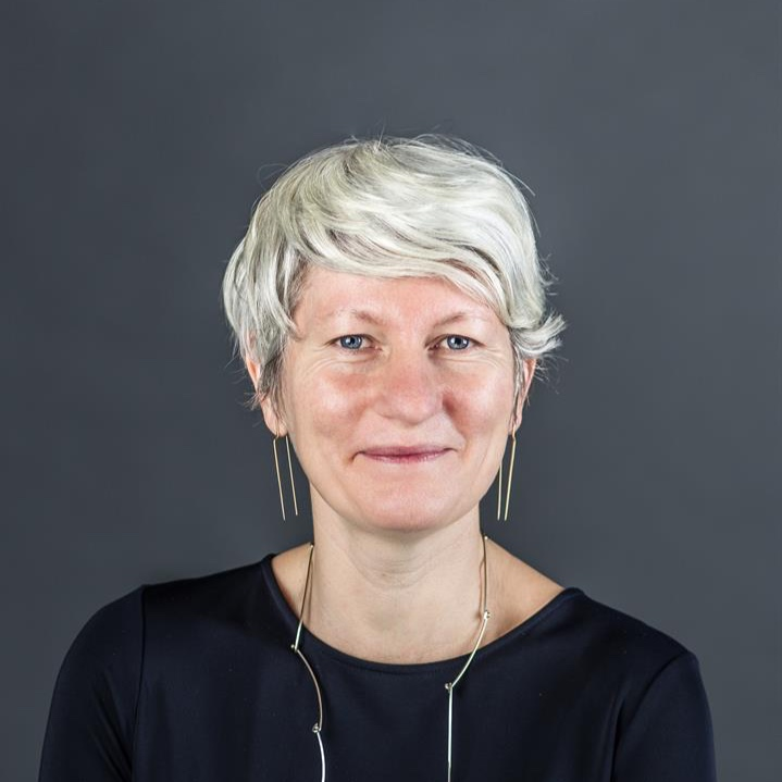 Giovanna Borasi, Chief Curator, Canadian Centre for Architecture. Photography by Jean-Marc Abela