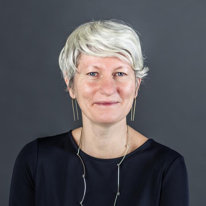 Giovanna Borasi, Chief Curator, Canadian Centre for Architecture.