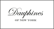 Dauphines of New York Luxury Statement Hair Accessories