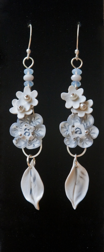 Audrey's Bridal earrings