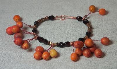 Crabapple Delight bracelet